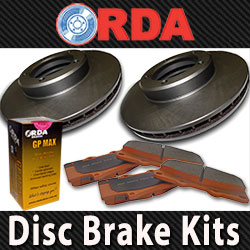 RDA Disc Brake Kits
