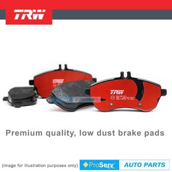 Rear Heavy Duty Premium Brake Pads for Toyota Camry ACV36 MCV36 2.4 3.0 FWD