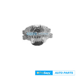 Fan Clutch - Viscous Coupling| Mitsubishi Triton ML, MN GL UTE 2.4L 2WD 7/2008 - 4/2015