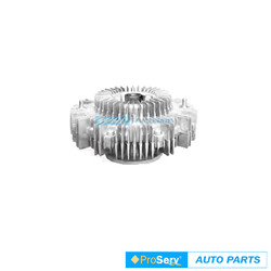 Fan Clutch - Viscous Coupling| Daihatsu Delta V119 3000kg Truck 3.7L 1989 - 12/2002