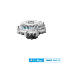 Fan Clutch - Viscous Coupling| Mitsubishi L200 MD Express Tray 2.0L 2WD, 4WD 9/1984 - 10/1986