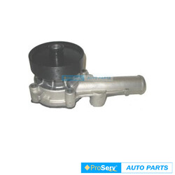 Water Pump with Pulley| Ford Falcon BF Force 6 Sedan 4.0L 11/2006 - 5/2008